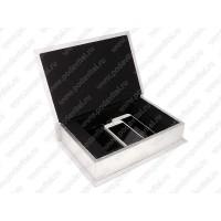 Акустический ультразвуковой сейф «SPY-box Шкатулка-1 Smart»  Источник: В интернет-магазине Podavitel.ru Вы можете купить Акустический ультразвуковой сейф «SPY-box Шкатулка-1 Smart» предназначен для защиты от несанкционированного удаленного подключения к с